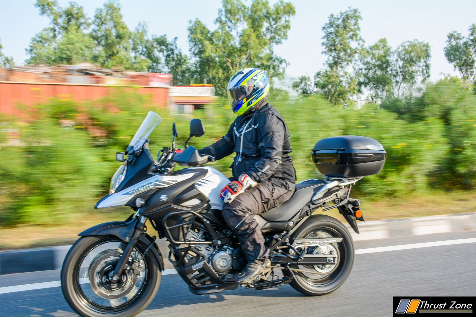 2018 Suzuki VStrom 650XT India Review-15
