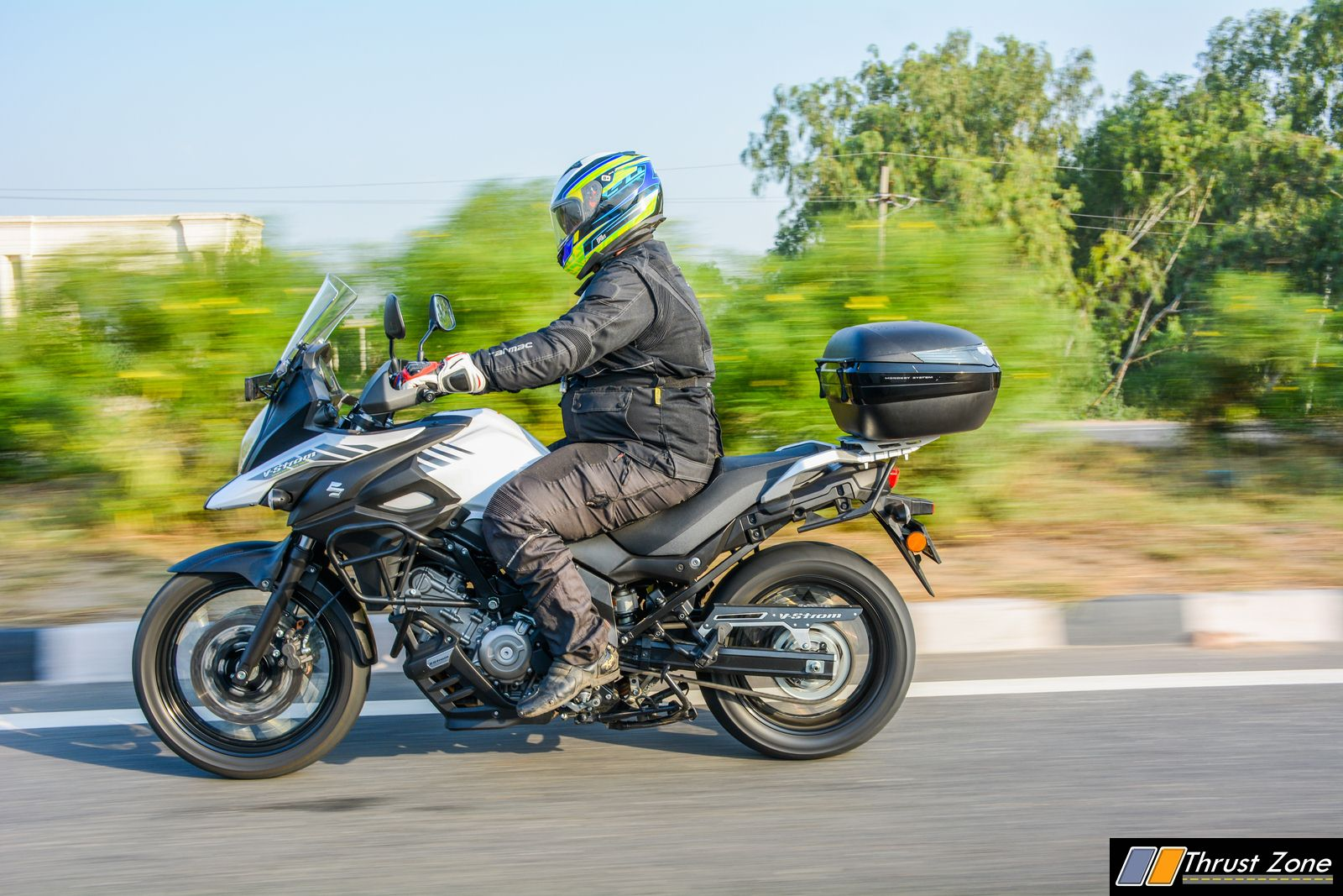 2018 Suzuki VStrom 650XT India Review-16