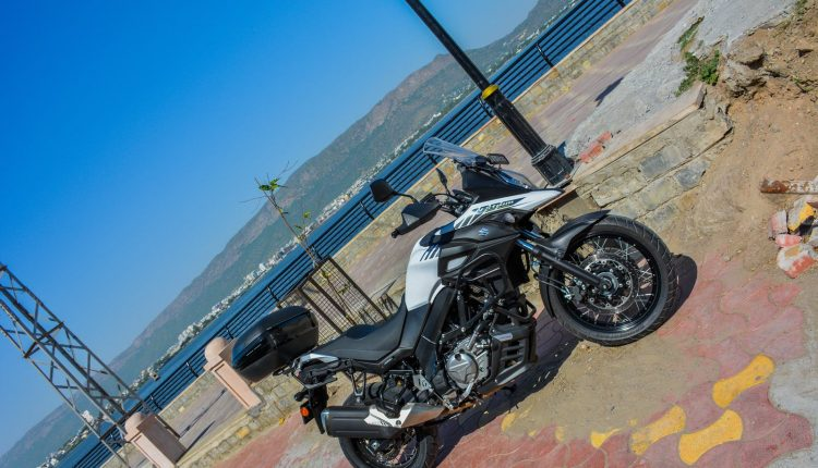 2018 Suzuki VStrom 650XT India Review-19
