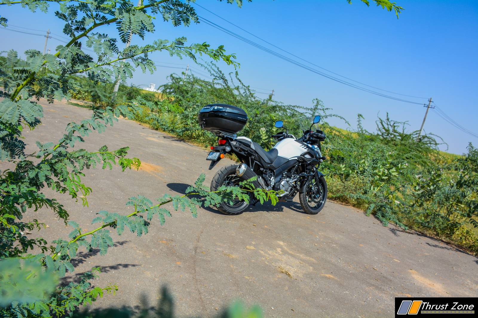 2018 Suzuki VStrom 650XT India Review-34