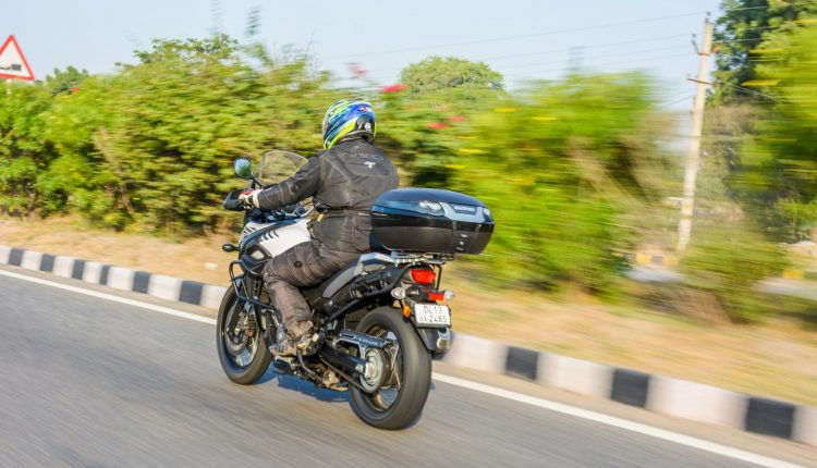 2018 Suzuki VStrom 650XT India Review-5