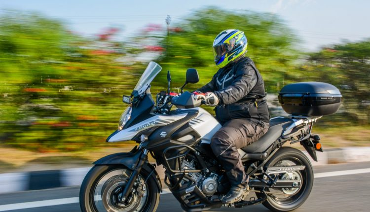 2018 Suzuki VStrom 650XT India Review-9