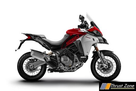 2019 Ducati Multistrada 1260 India Launch (4)