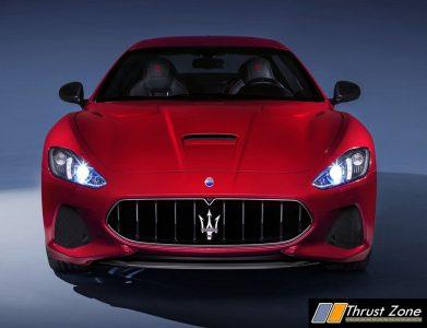2019 Maserati GranTursimo India Launch (1)