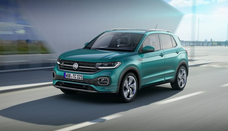 2019-Volkswagen-T-Cross-India-Launch