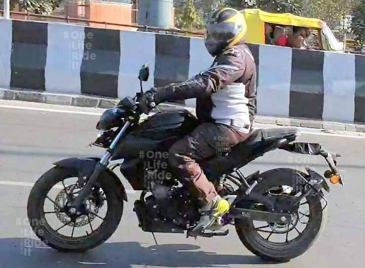 2019 Yamaha MT-15 India Launch (1)