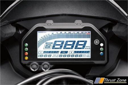 2019 Yamaha R3 Facelift (2)