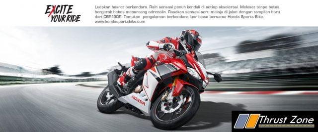 2021 Honda CBR 150R India Launch (2)