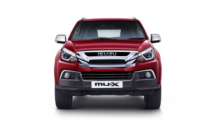 ISUZU mu-x-india-2019-launch (3)