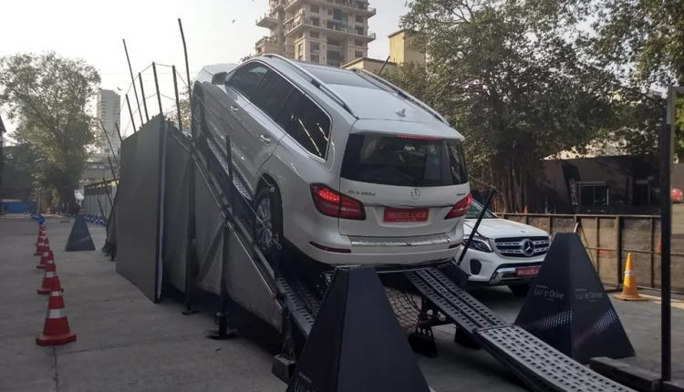 Mercedes Conducts 2018 LuxeDrive in Mumbai (1)