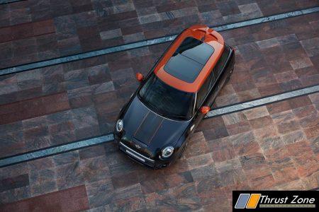 Mini Cooper S Oxford Edition India (2)