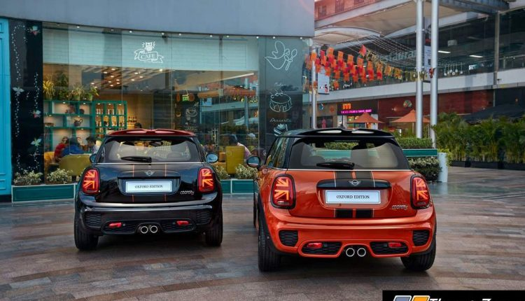 Mini Cooper S Oxford Edition India (3)