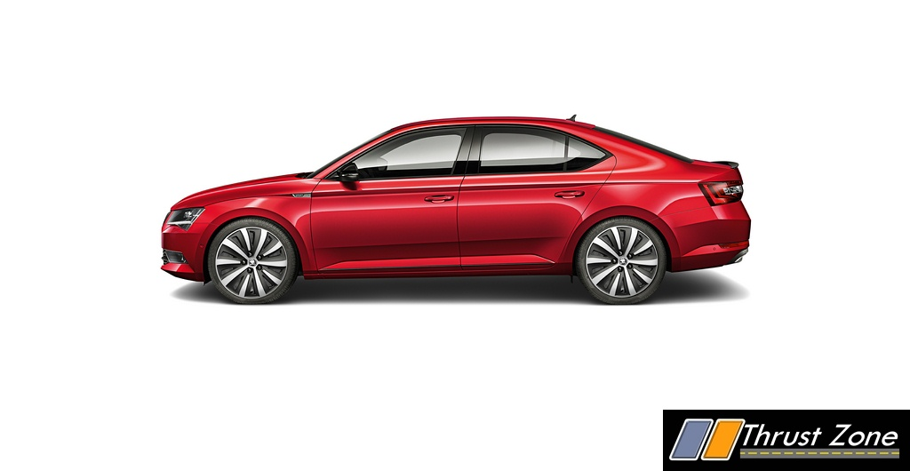 Skoda Superb Sportline india launch (5)