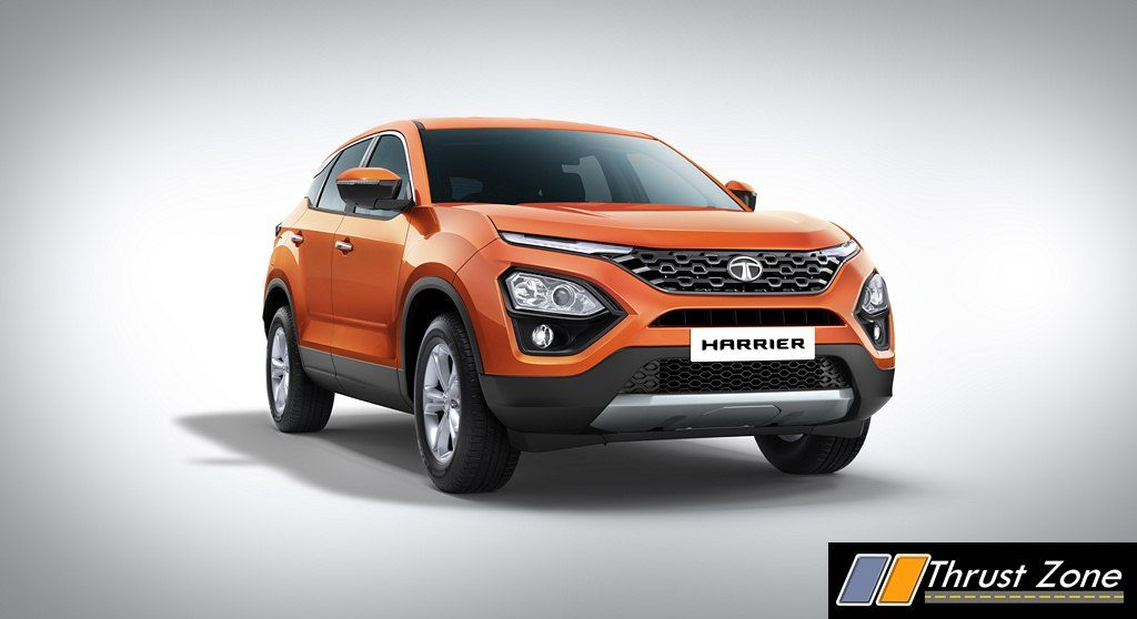 Tata Harrier Is Now Ready For Launch (2)