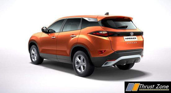 Tata Harrier Is Now Ready For Launch (3)