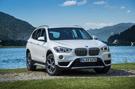 The BMW X1 sDrive20i