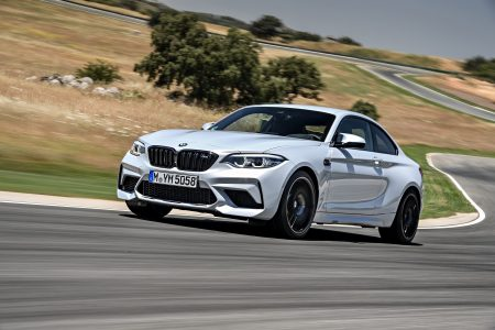 02 The all-new BMW M2 Competition