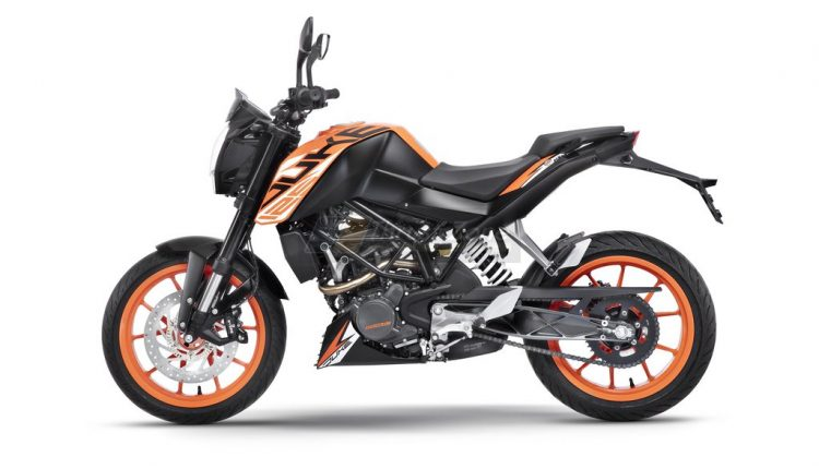 2019 KTM DUKE 125 ABS INDIA LAUNCH (4)