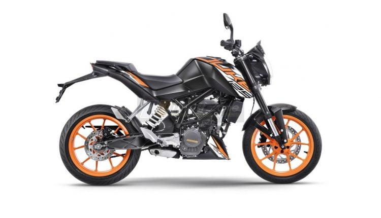 2019 KTM DUKE 125 ABS INDIA LAUNCH (6)