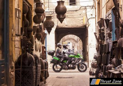 2019 Kawasaki Versys 1000 India Launch (2)