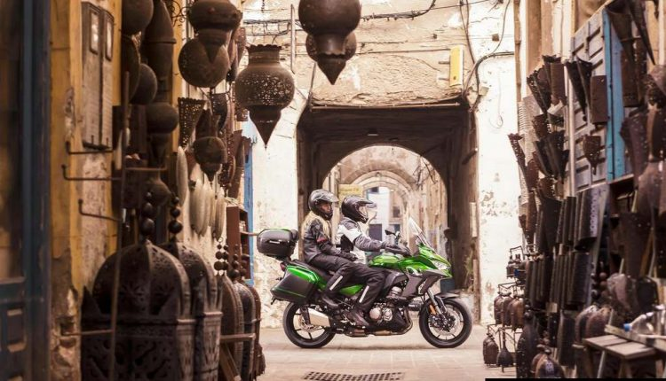 2019 Kawasaki Versys 1000 India Launch (2)