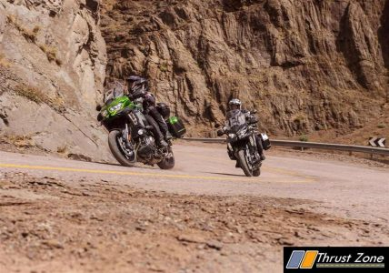 2019 Kawasaki Versys 1000 India Launch (4)