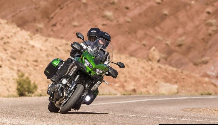 2019 Kawasaki Versys 1000 India Launch (5)