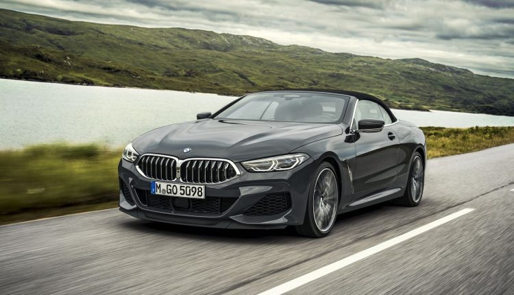 BMW 8 Series Convertible India Launch (3)