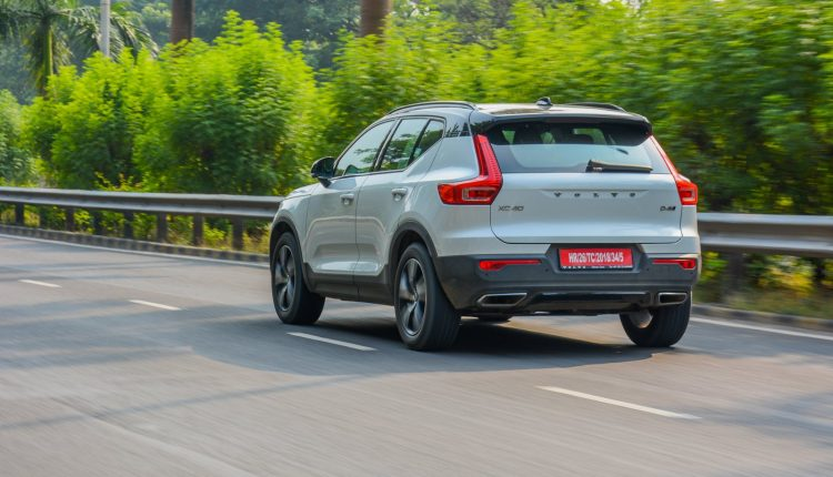 BMW X1 vs Volvo XC40 Diesel Comparison Review Shootout-20