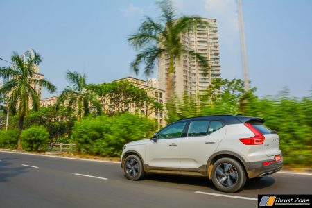 BMW X1 vs Volvo XC40 Diesel Comparison Review Shootout-24