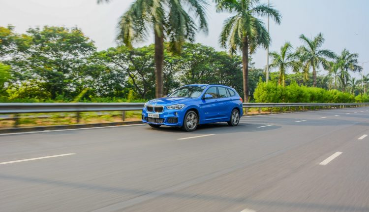 BMW X1 vs Volvo XC40 Diesel Comparison Review Shootout-26