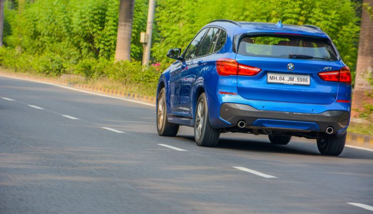 BMW X1 vs Volvo XC40 Diesel Comparison Review Shootout-28