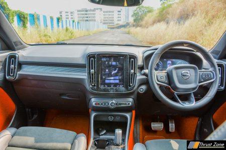 BMW X1 vs Volvo XC40 Diesel Comparison Review Shootout-4