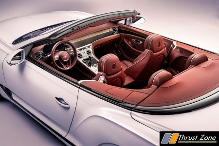 Bentley Continental GT Convertible 36