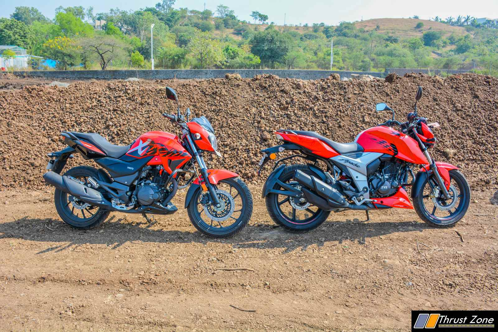 https://www.thrustzone.com/wp-content/uploads/2018/11/Hero-Xtreme-200R-vs-Apache-RTR-160-Comparison-Review-6.jpg