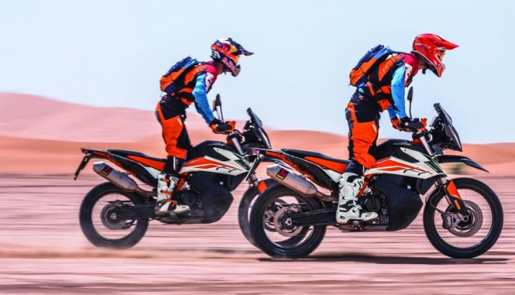 KTM 790 Adventure India Launch (1)