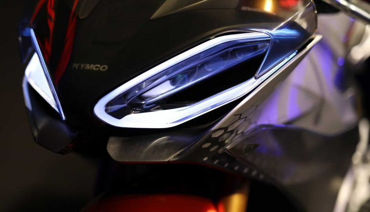 KYMCO SuperNEX Electric Superbike (2)