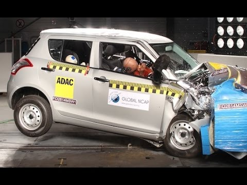 Maruti Swift And Hyundai i20 Score Poor In Global NCAP Safety Test (2)