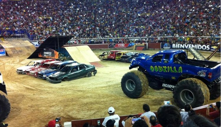 Monster Truck Experience 1