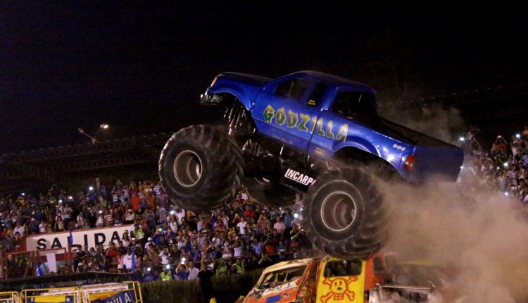 Monster Truck Experience 2