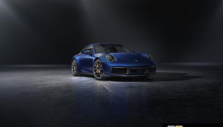 Next Generation 2019 Porsche 911 (1)
