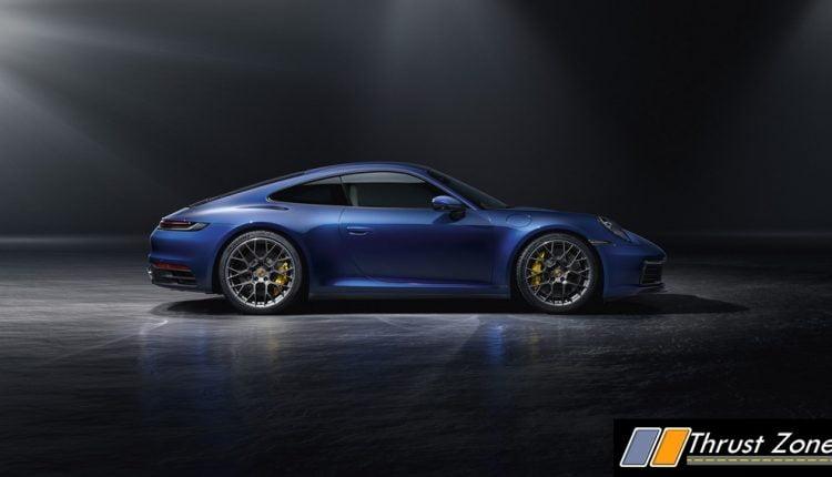 Next Generation 2019 Porsche 911 (2)