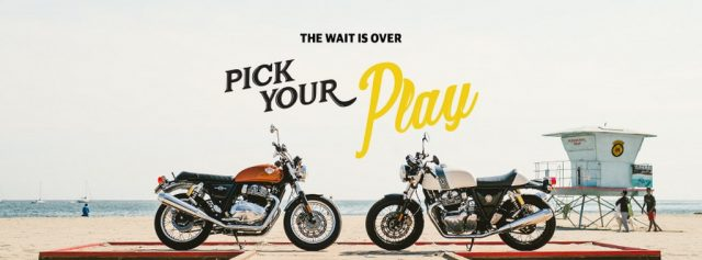 Royal Enfield Interceptor and GT 650 Price (2)