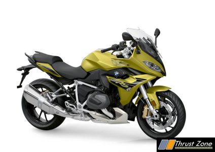 The new BMW R 1250 R, the new BMW R 1250 RS and the new BMW R 1250 GS Adventure (2)