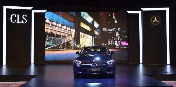 The new Mercedes-Benz CLS India Launch (1)