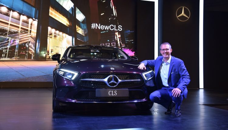 The new Mercedes-Benz CLS India Launch (2)