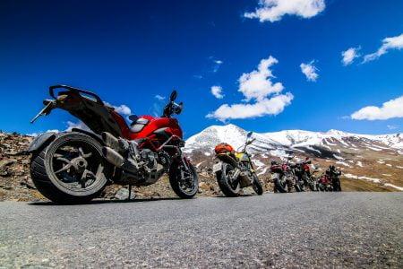 2019 Ducati Royal Rajasthan Ride Dream Tour (2)