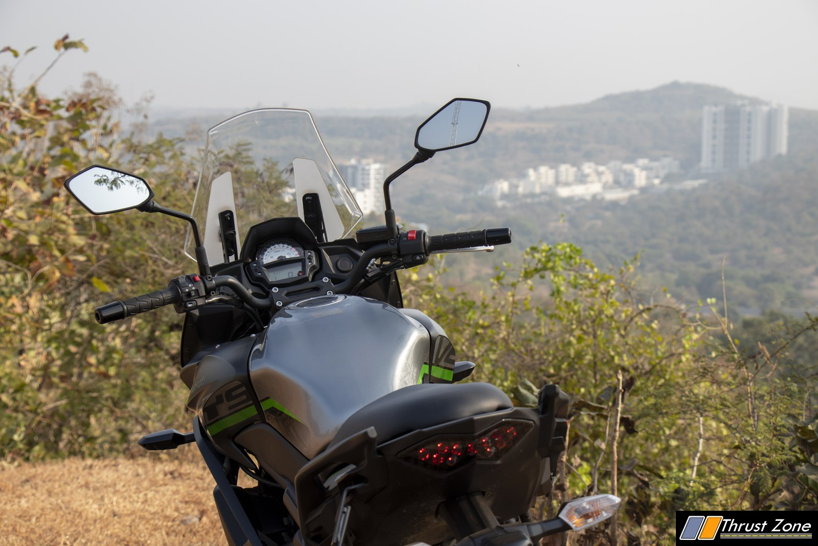2019 Kawasaki Versys 650 India Review First Ride
