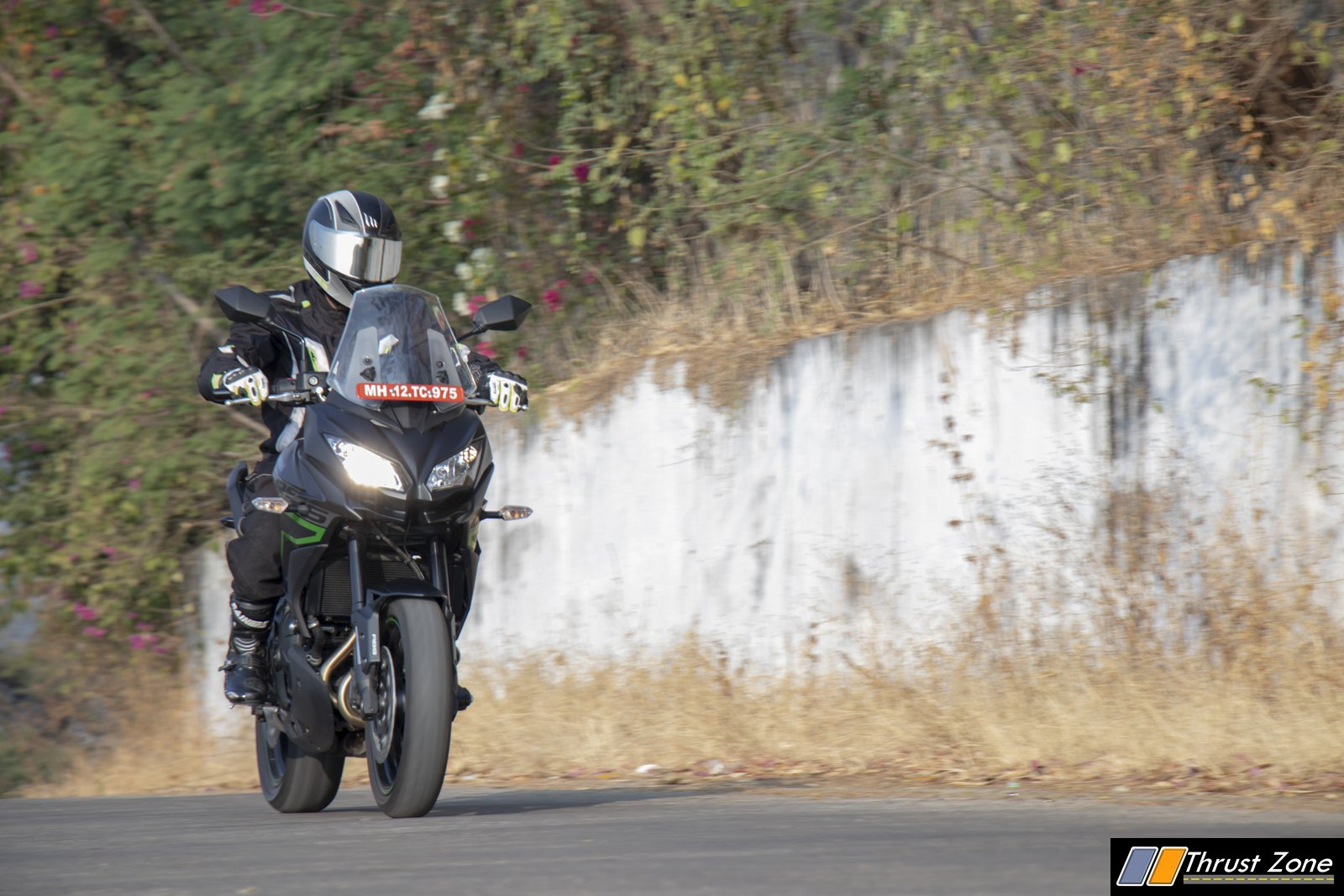 2019 Kawasaki Versys 650 India Review (2)