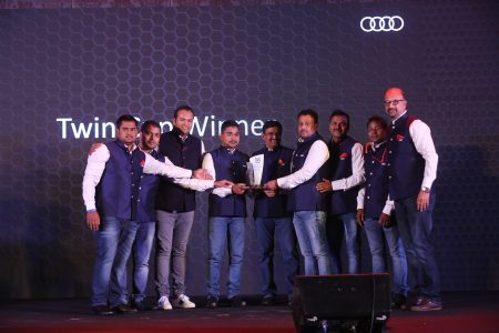 Audi Twin Cup Twin Category Winner_Audi Bubaneshwar